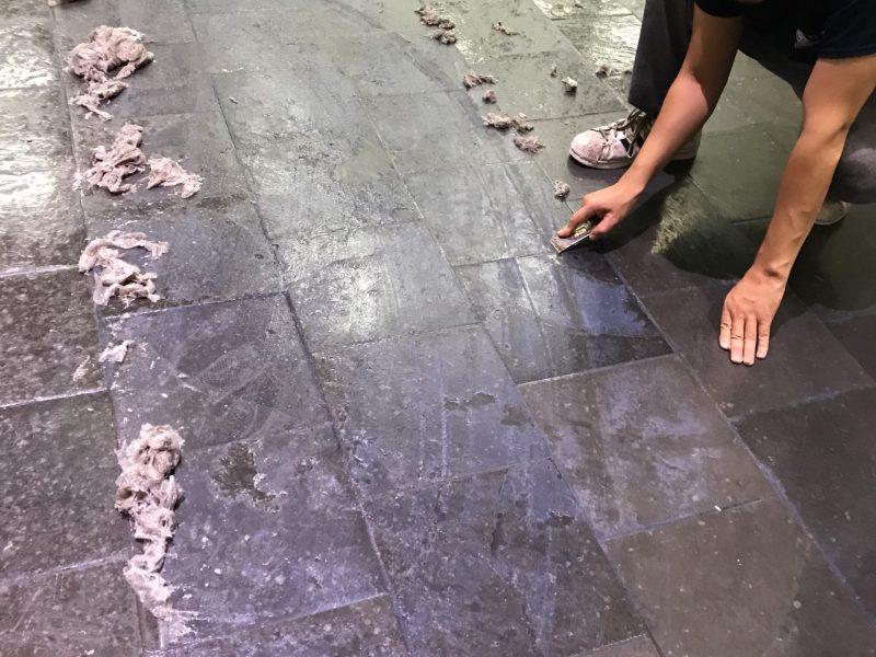 Concrete Floor Cleaning Portland Oregon Washington Roman Rocha