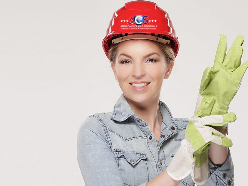 Maintenance-Woman-With-Red-Hard-Hat